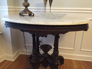 Marble Top Table.JPG