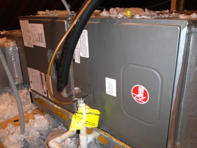 Where Is The Filter On A Rheem Unit