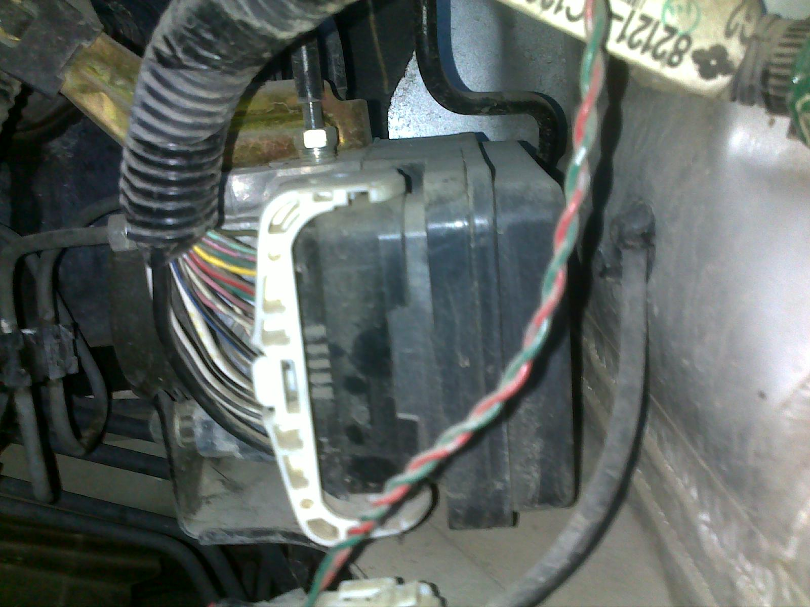 On My 2006 Scion Xa  After I Hooked Up The Battery Nothing