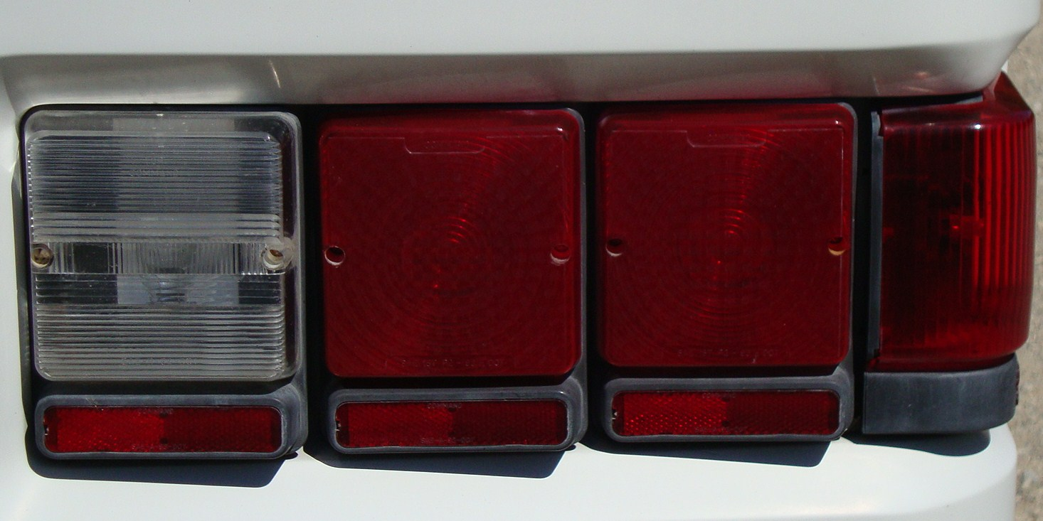 I Need A Tail Light Assy For A 2000 Damon Ultrasport 3480
