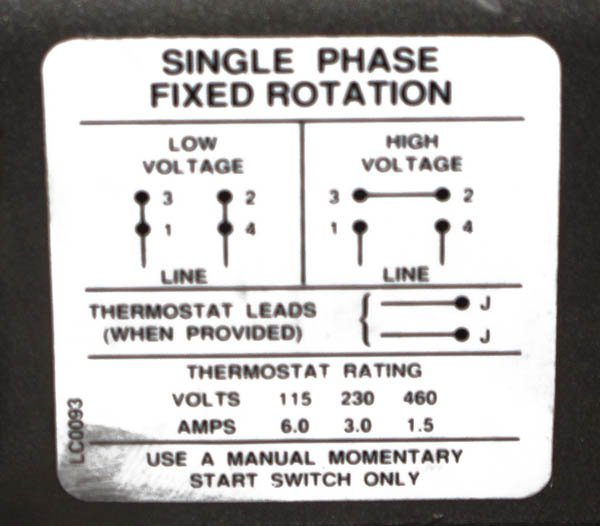Baldor Single Phase Motor Wiring Diagrams - Wiring Diagram Sample on baldor reliance industrial motor diagram, baldor elect diagram, baldor capacitor schematic, baldor capacitor wiring, baldor grinder wiring-diagram, ingersoll rand air compressor wiring diagram, teco switch wiring diagram, baldor motor parts diagram, vfd control wiring diagram,