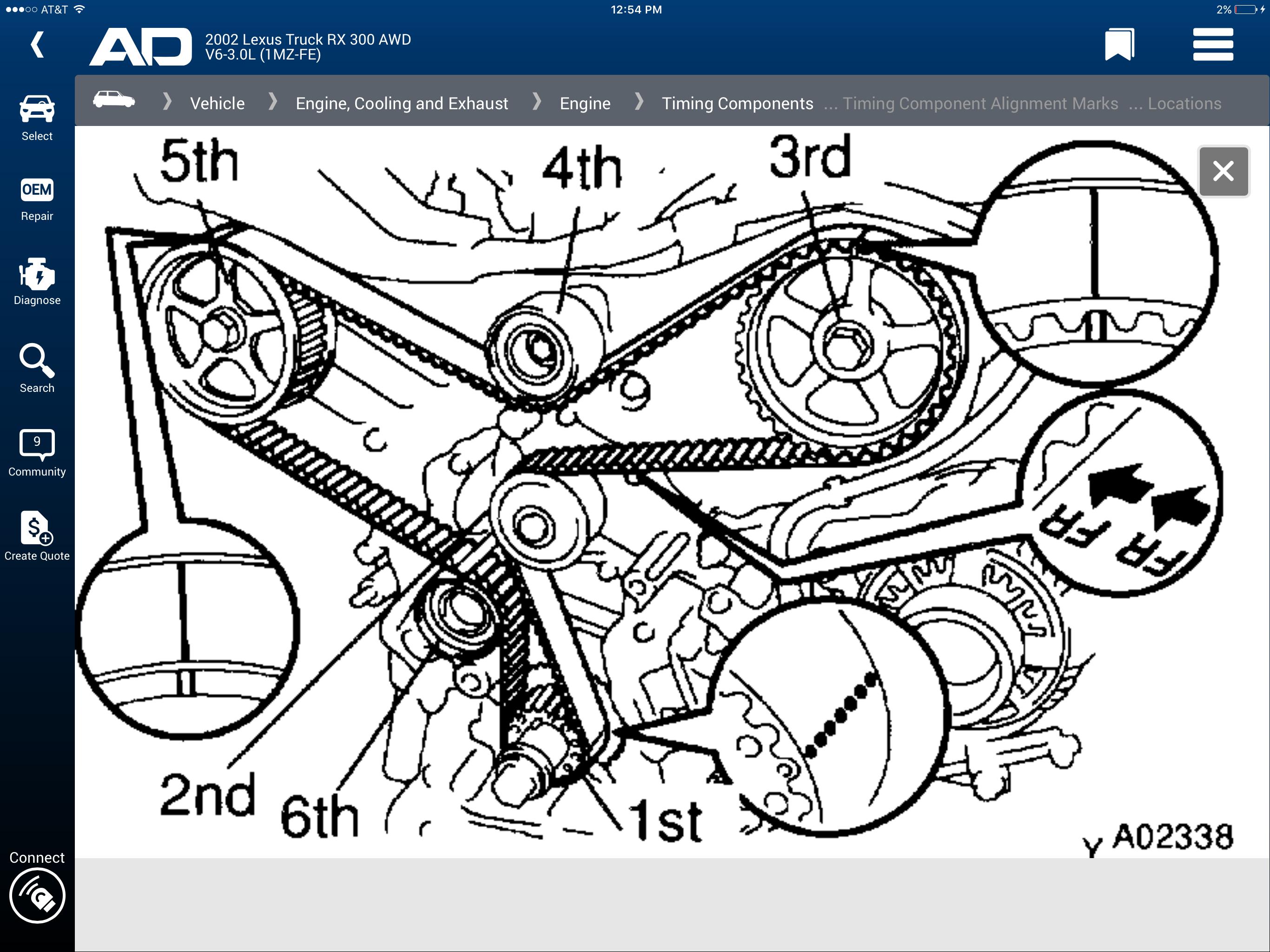 Схема установки ремня генератора опель омега б7