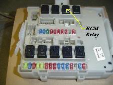 Ecmrelaylocationatpowerdistributionmodule on Like A Relay Because Again It Is Module