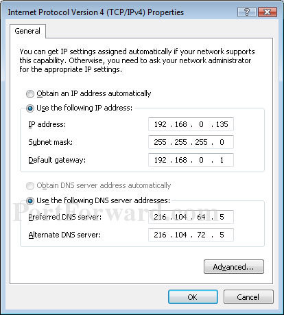 how to connect laptop to internet via ethernet cord