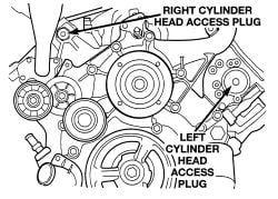 Liberty Power Steering Pump Valve