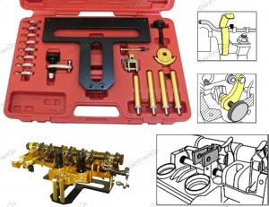 BMW N42, N46 ENGINE TIMING TOOL SET FOR PROFESSIONAL ENGINE REPAIR (4761)
