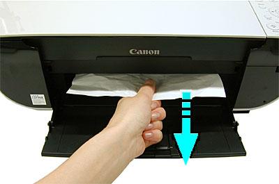 Принтер бумагу жует как сделать