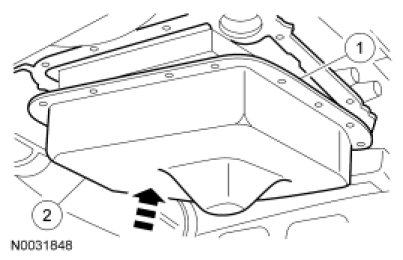 Ford Expedition Side Panel