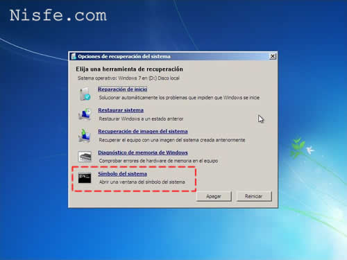 Como Reparar el BOOT de Windows 7