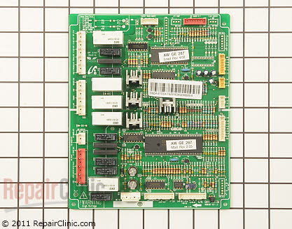 Main Control Board WR55X10763      Main Product View