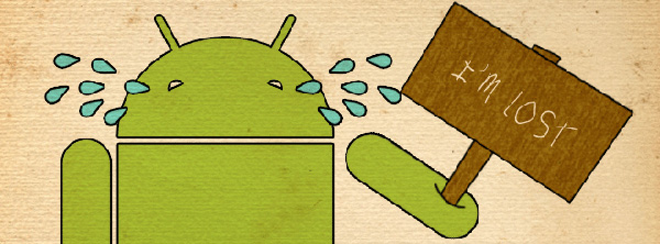 android lost 01