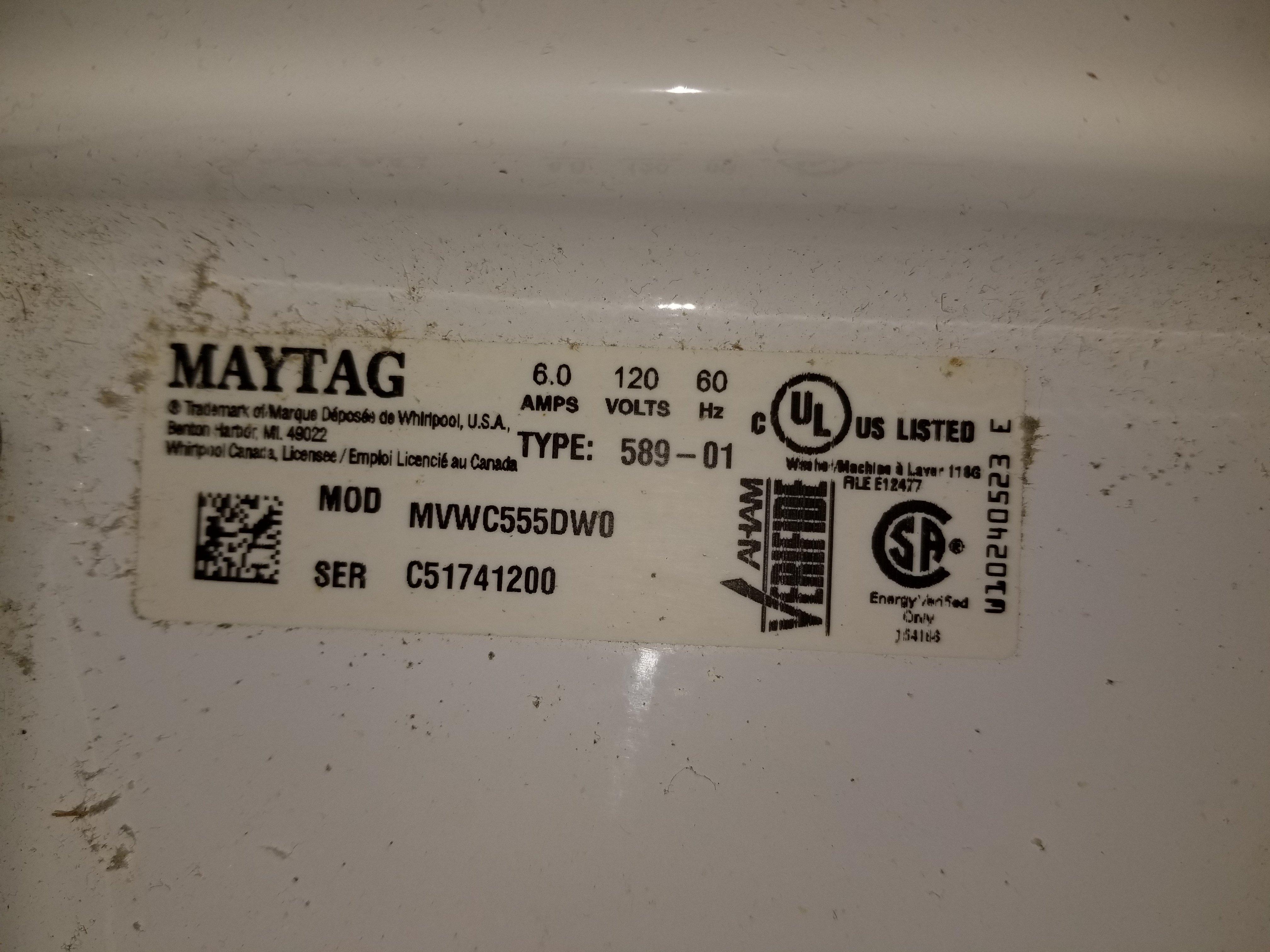 Maytag Washer Mvwb700vqo Wiring Diagram Diagrams Site For A