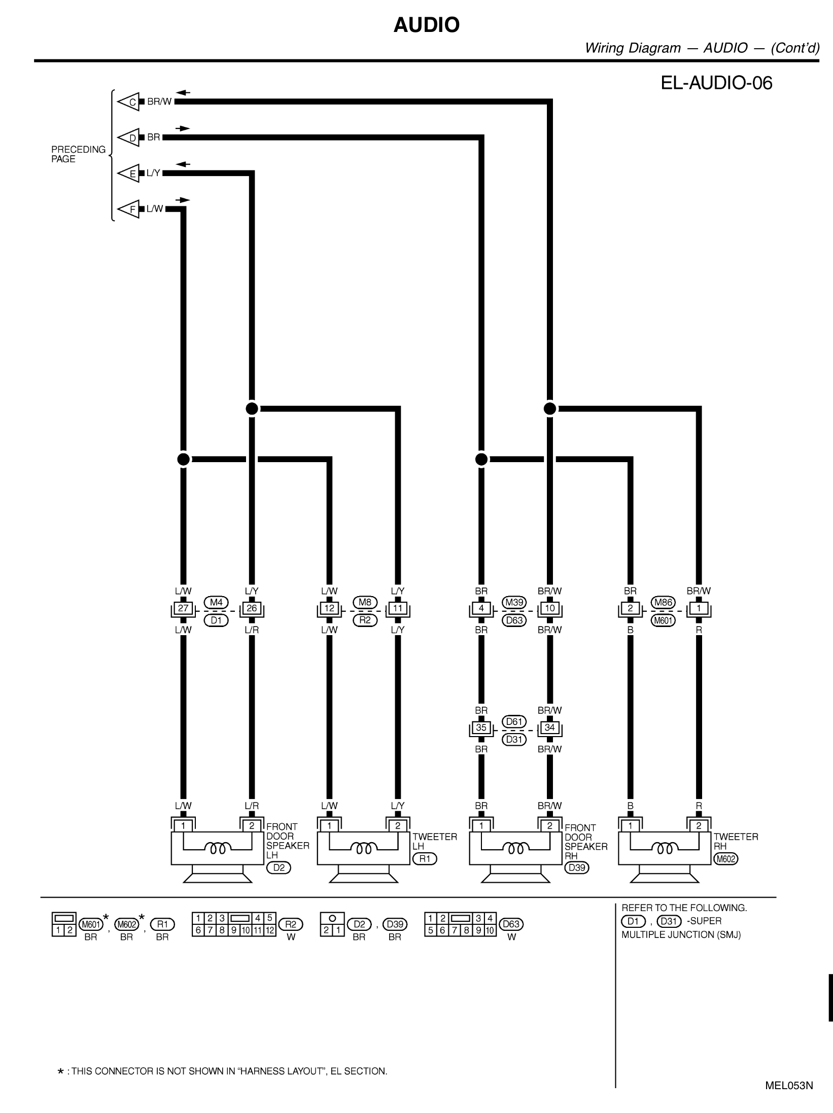 Need Wire Diagram For 20th Anniversary Edition Stereo And