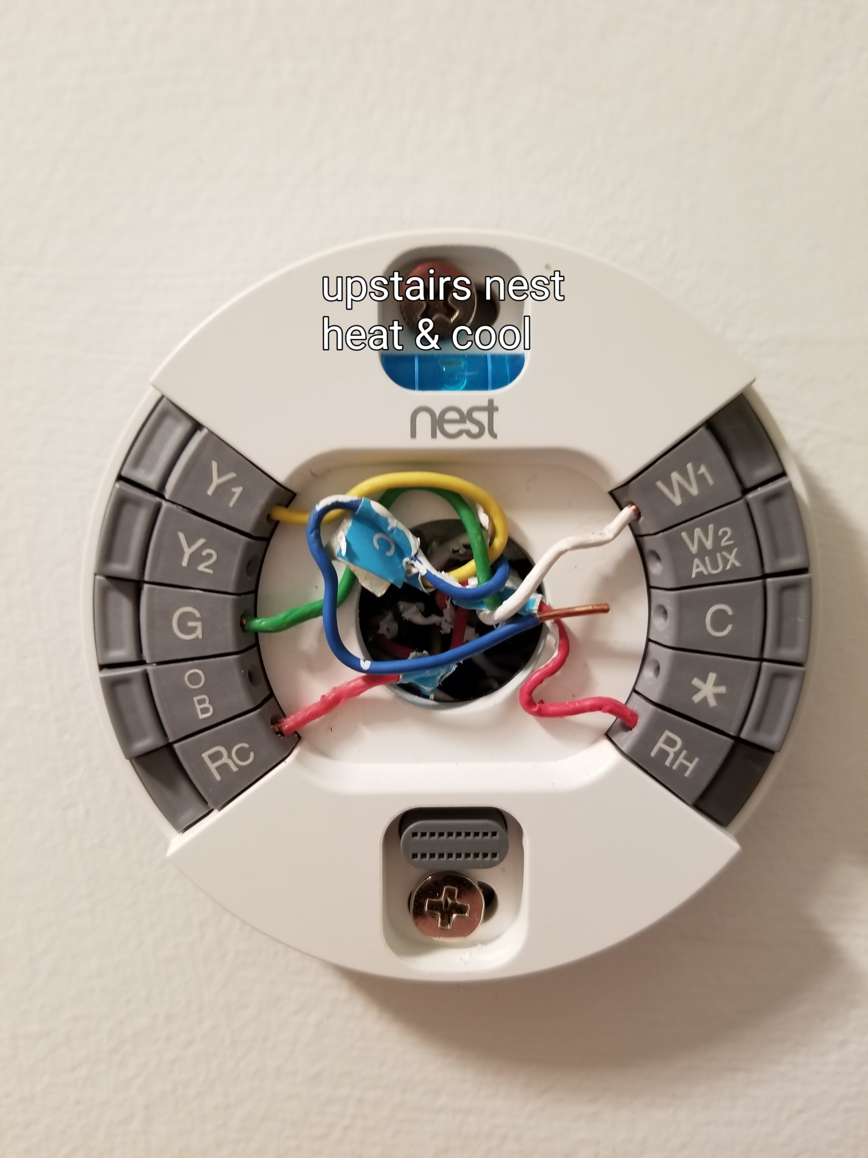 My nest thermostats are not recharging  They have been
