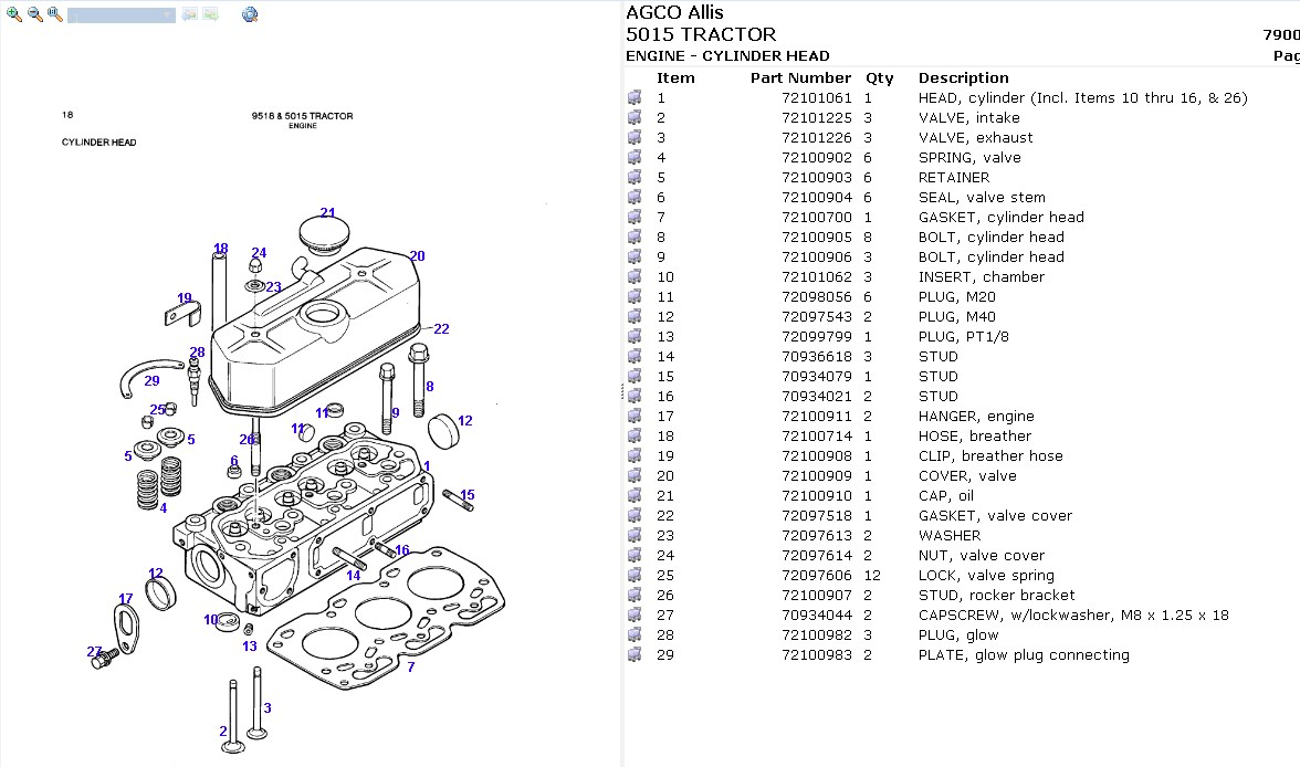 It Is A Tractor I Bought Last Year And This What Happened Finish Mower Parts Diagram Http Wwwjustanswercom Smallengine Valve Cover Showing Pcv Exhast Connector