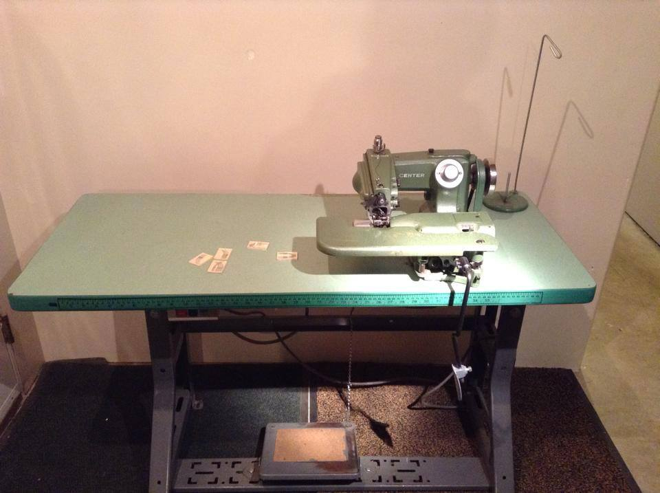 Diana F Diana How Are You Today Could You Check This Industrial New Glaco Industrial Sewing Machine