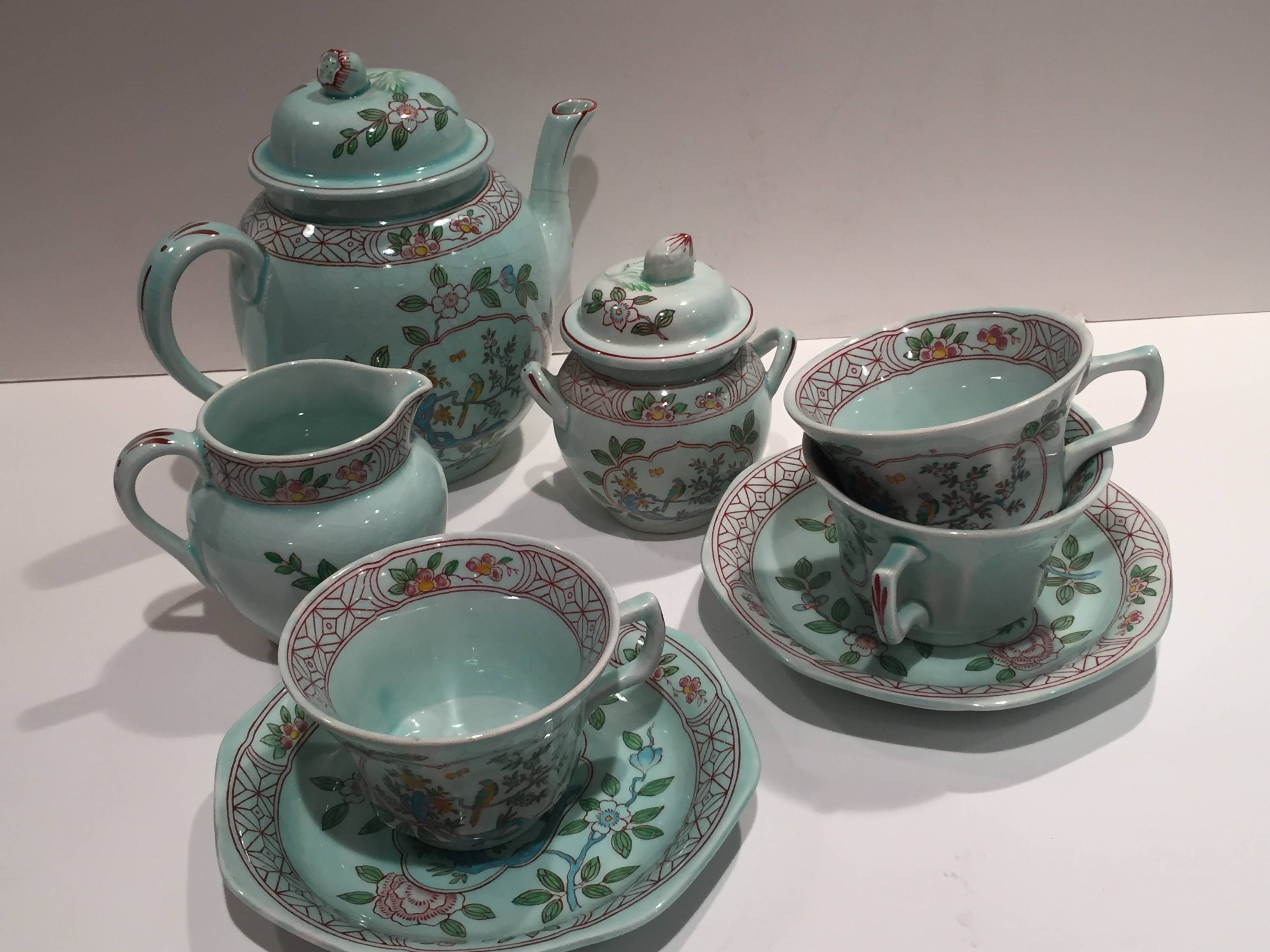 I Have 1 Wedgwood English Ironstone Micratex Ware Tea Pot 8 Tall