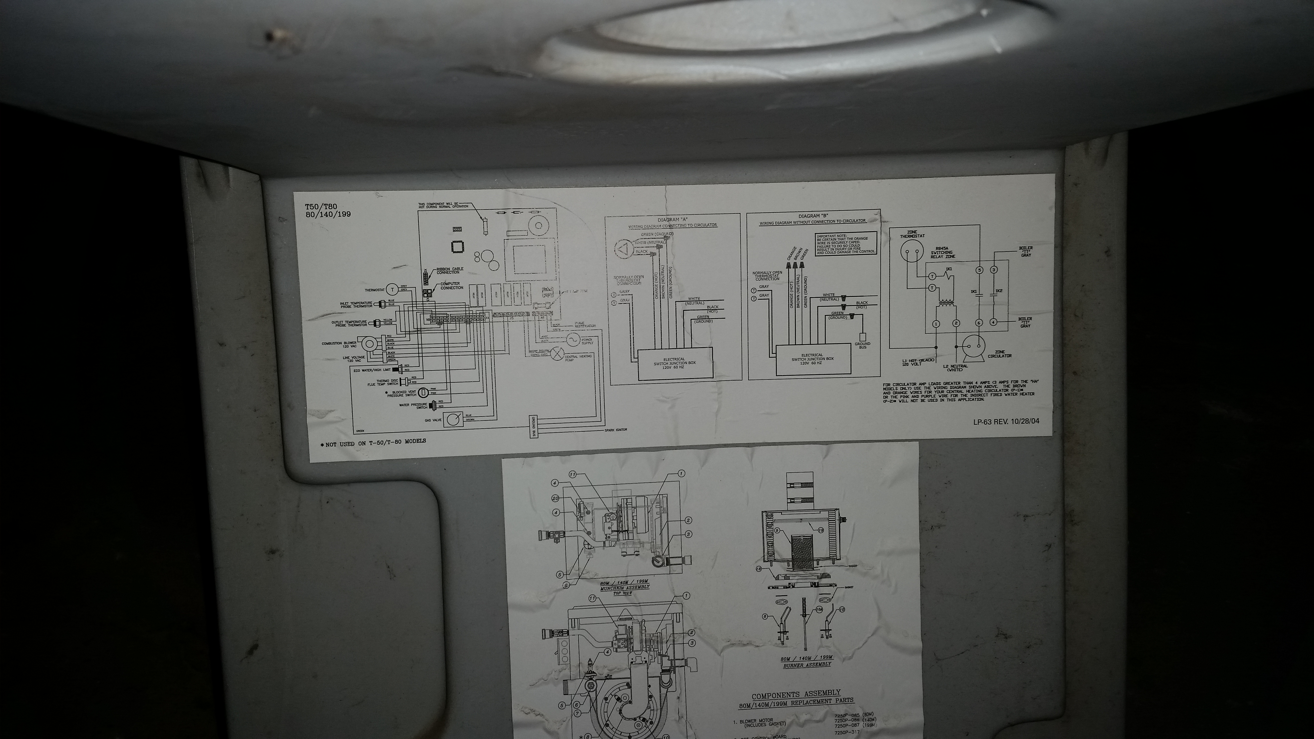 munchkin boiler model 140m r1 no power to fault code display any Boiler Installation Diagram