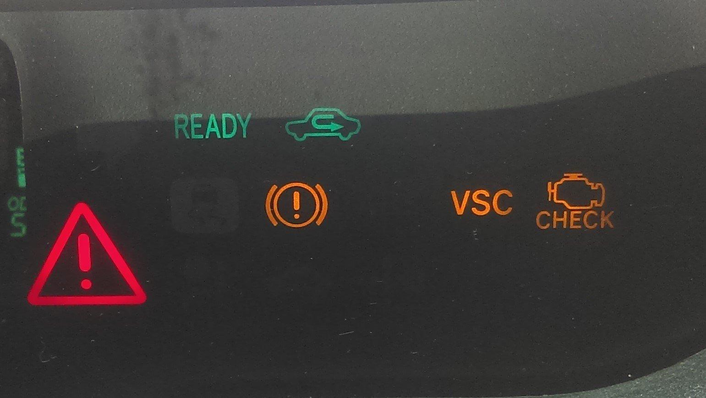 2007 Prius Check Engine Light Vsc – Shelly Lighting