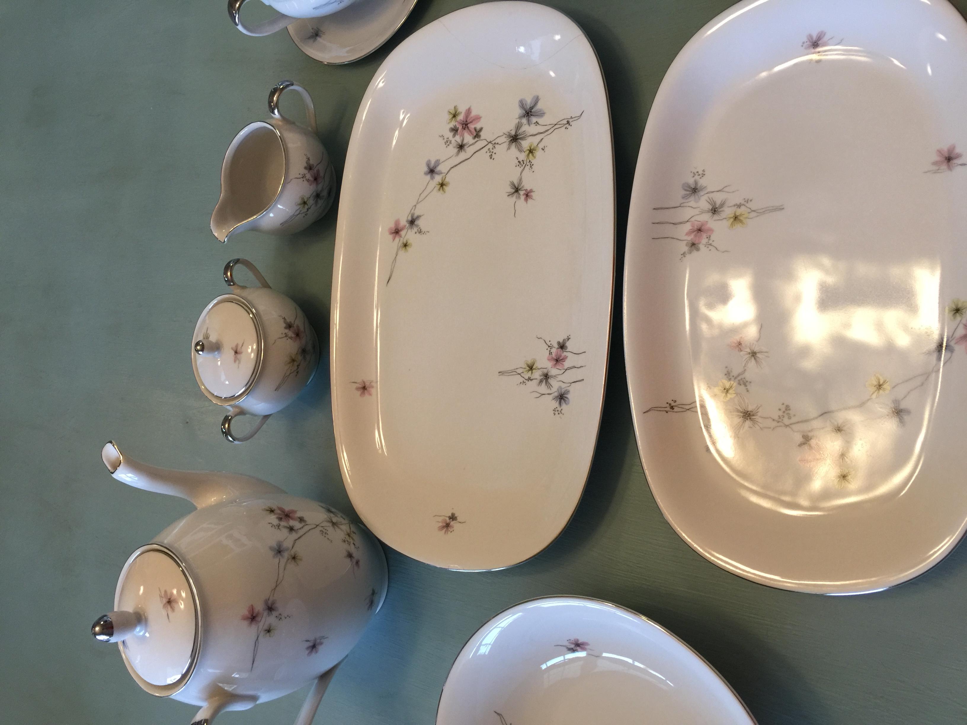 Randi kpm porcelán