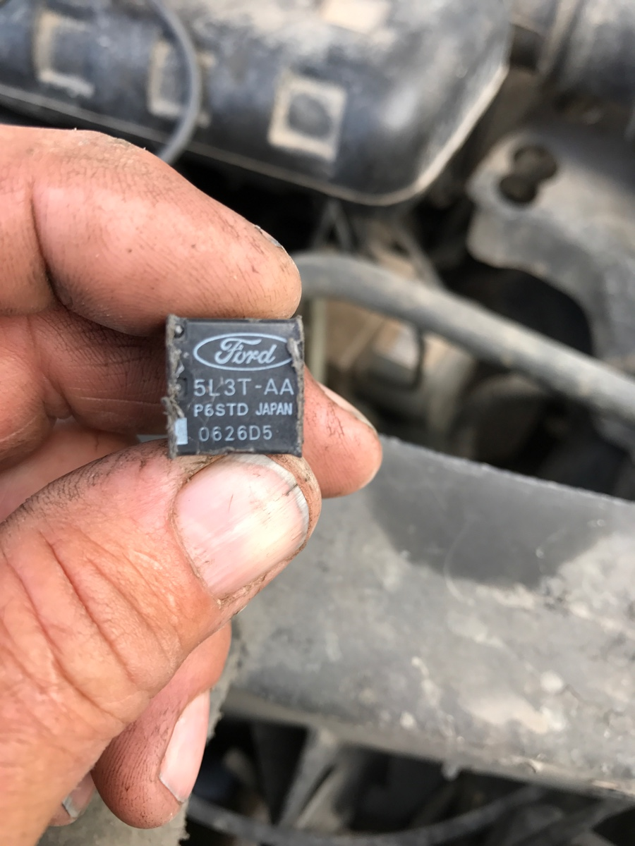 ford p0645-ff