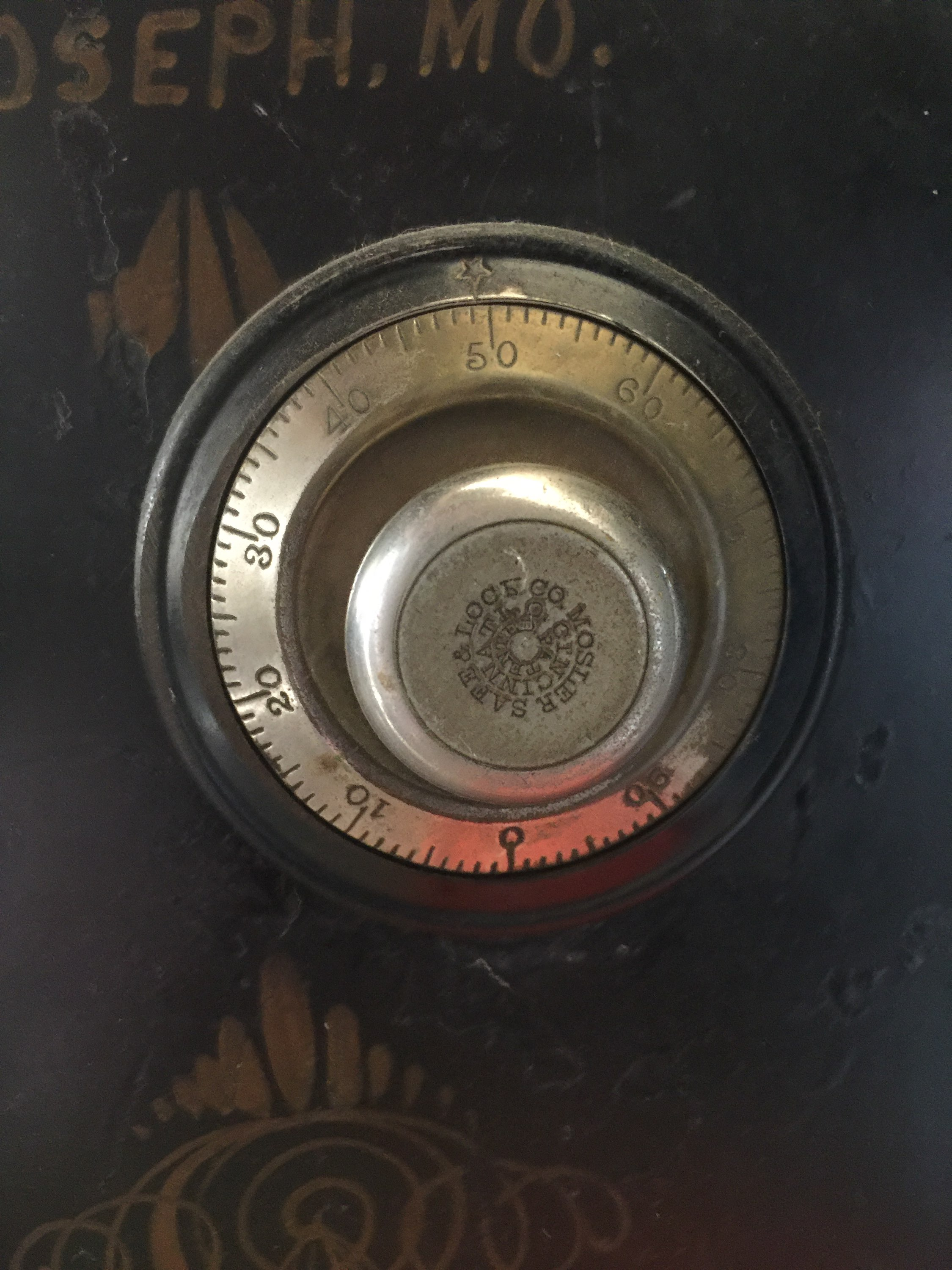 I have a Mosler safe I was trying to get an approximate