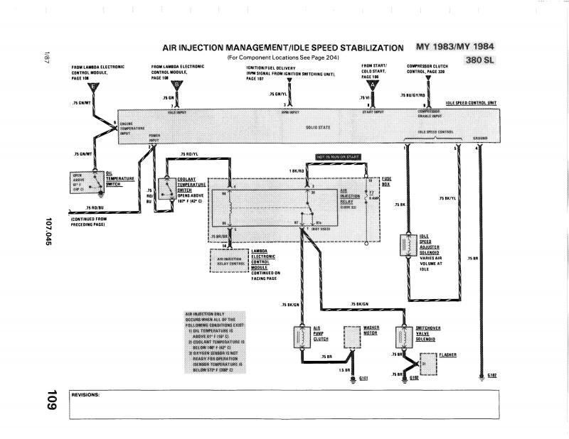 6201429a 3227 419e b461 992971cdf122_merc+idle+computer 1985 380sl high idle (1800 rpm); was intermittent, now constant Motor Control Wiring Diagrams at webbmarketing.co