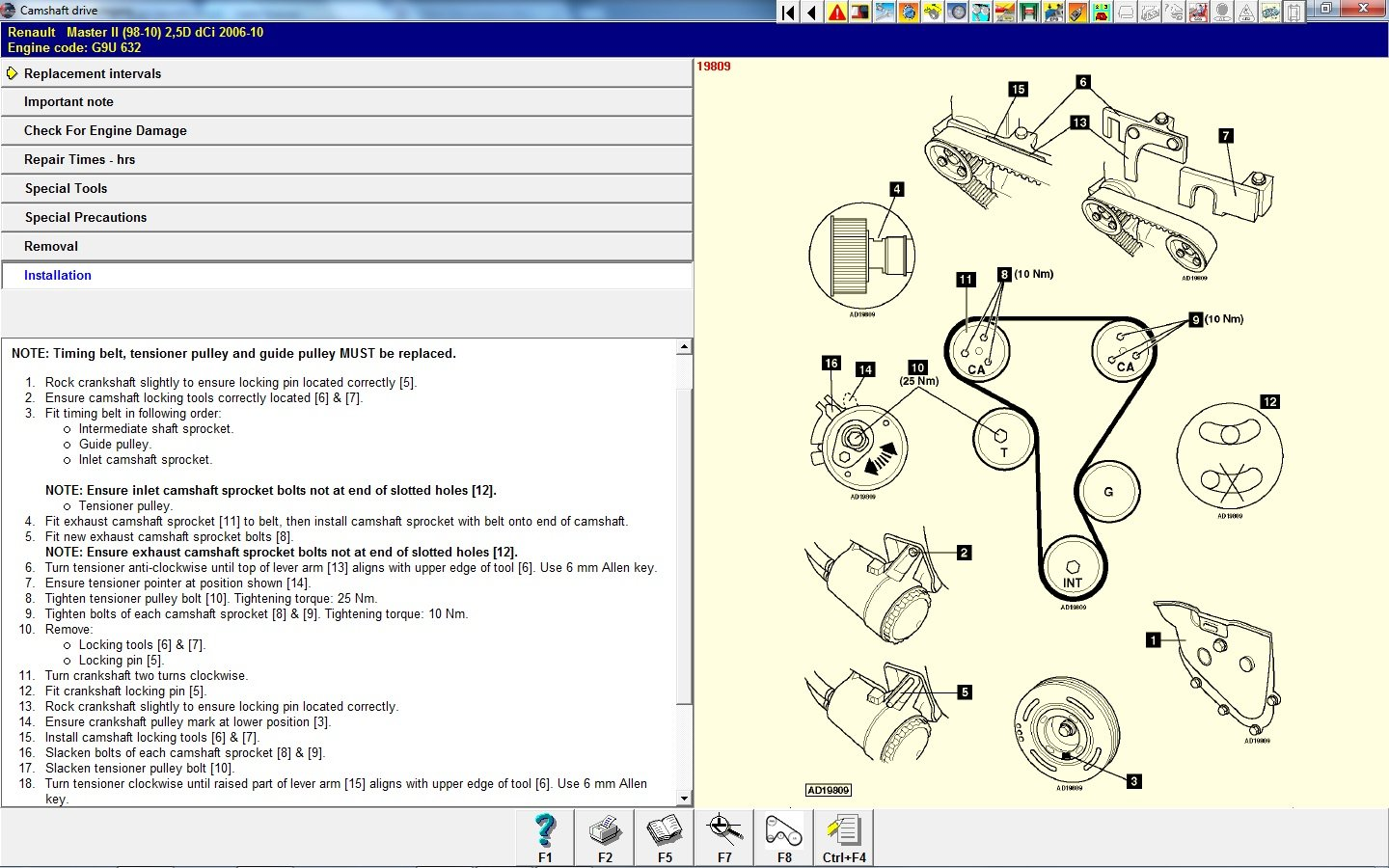 Im In The Middle Of Changing My Timing Belt On A Renault Master 25 D9a9784e 6e85 4a2f 92db 50be3d8922cf Cam Tim