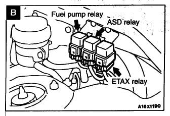 1995 Mighty Max Fuel System Diagram Need Diagram Of Fuel System