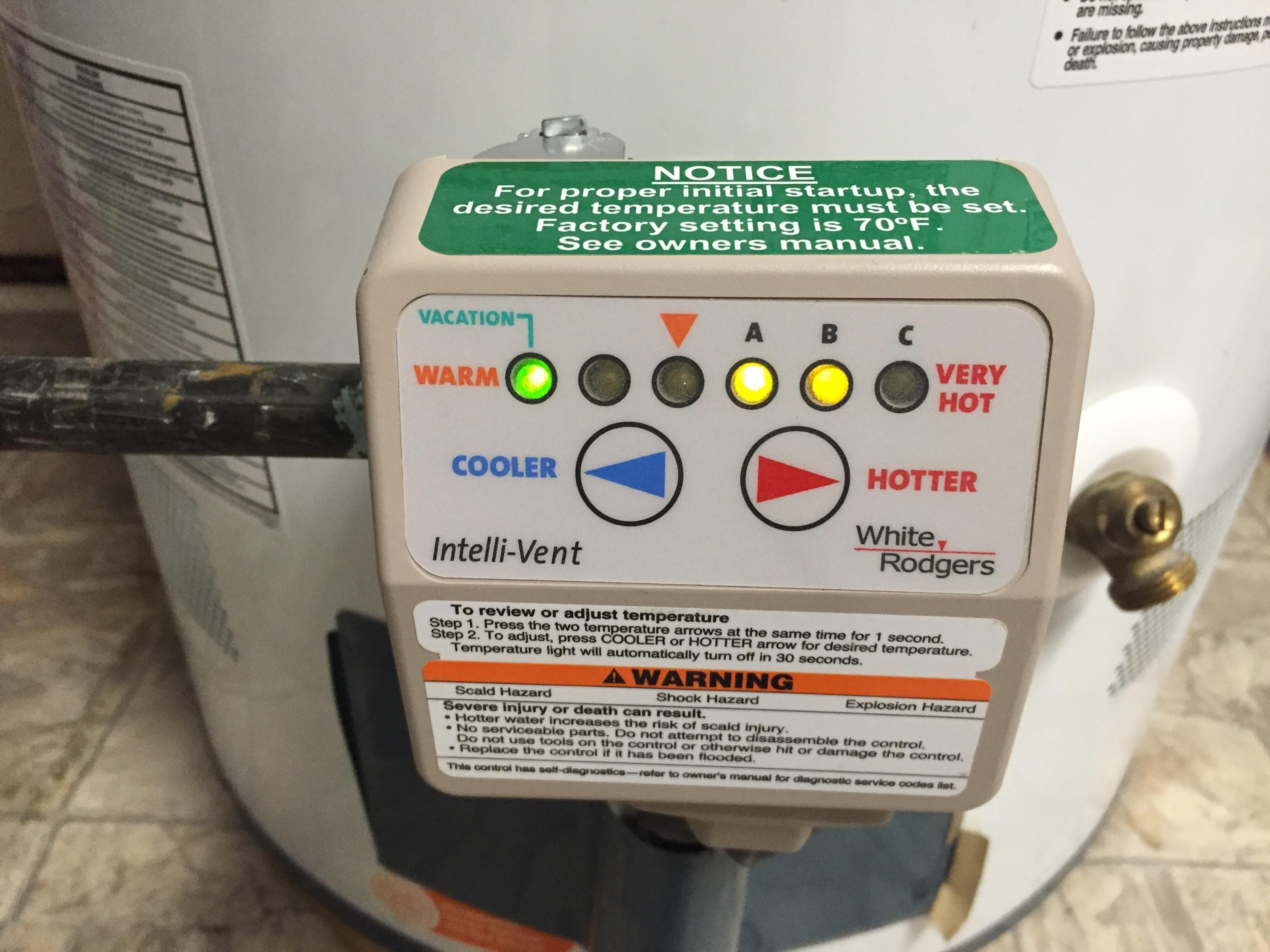 Rheem Power Vent Water Heater Troubleshooting Codes Best
