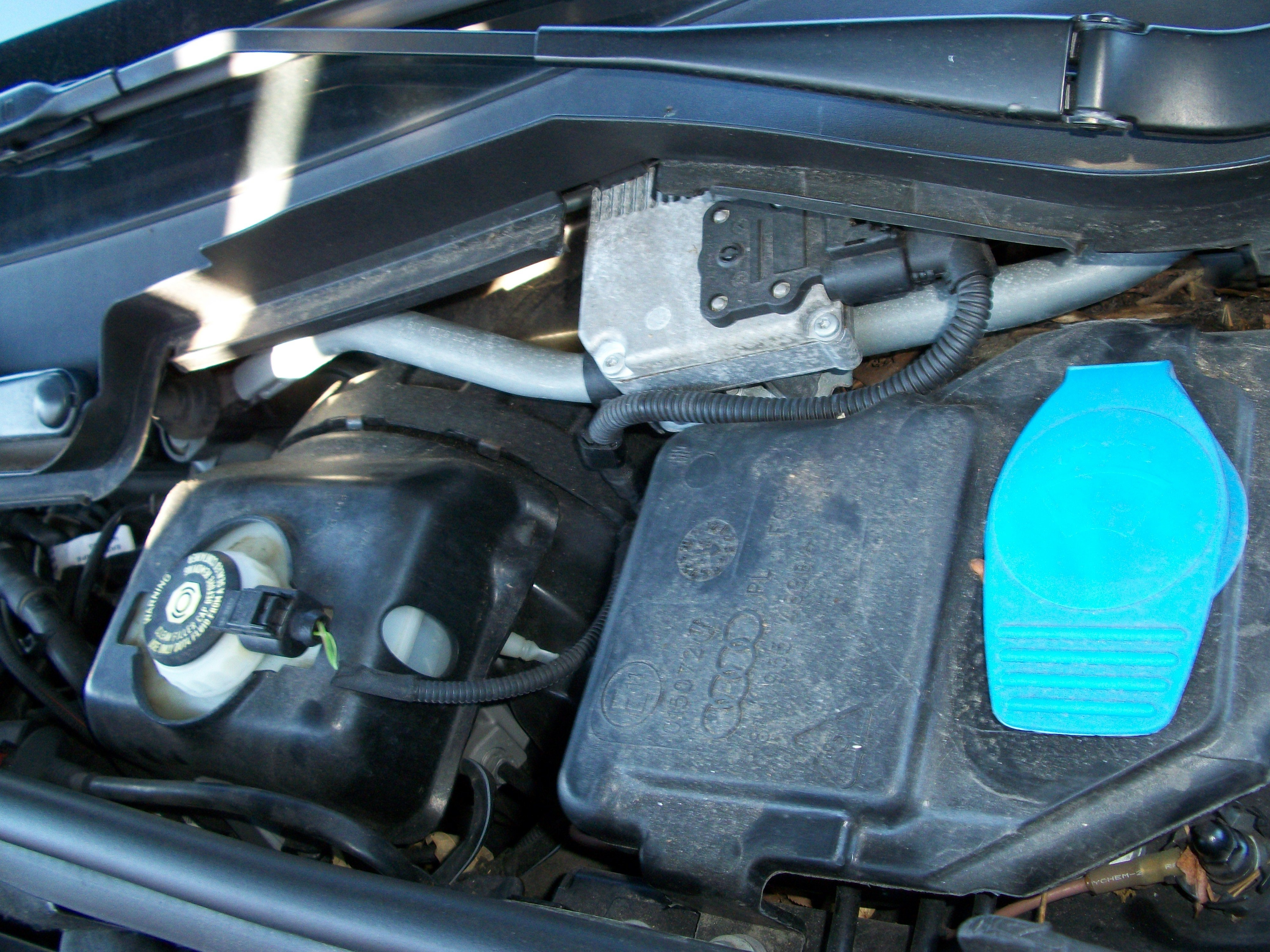 What causes esp,ecp and parking brake fault lights  Car