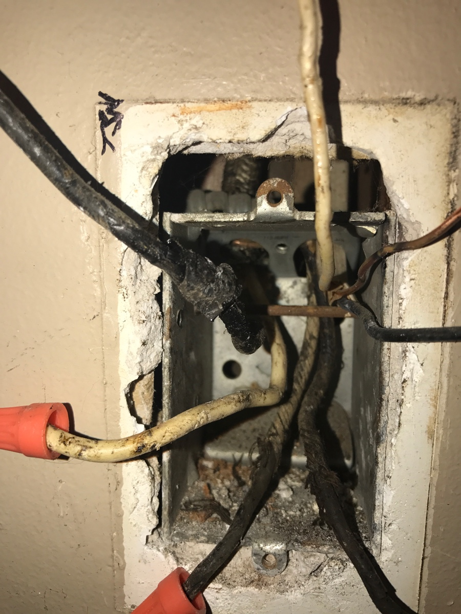 I Have A Very Old House Am Replacing An Outlet And Putting In 3 Wiring Image0image0 Image1