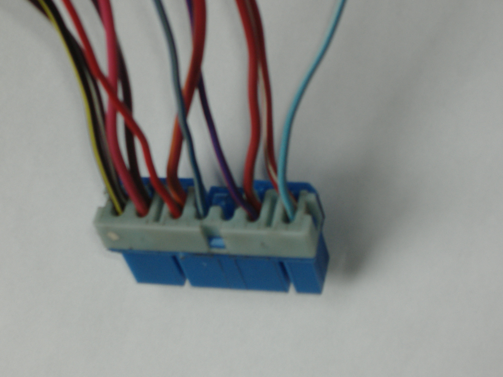 2004 Sebring Turn Signal Switch Question  I Am Using This