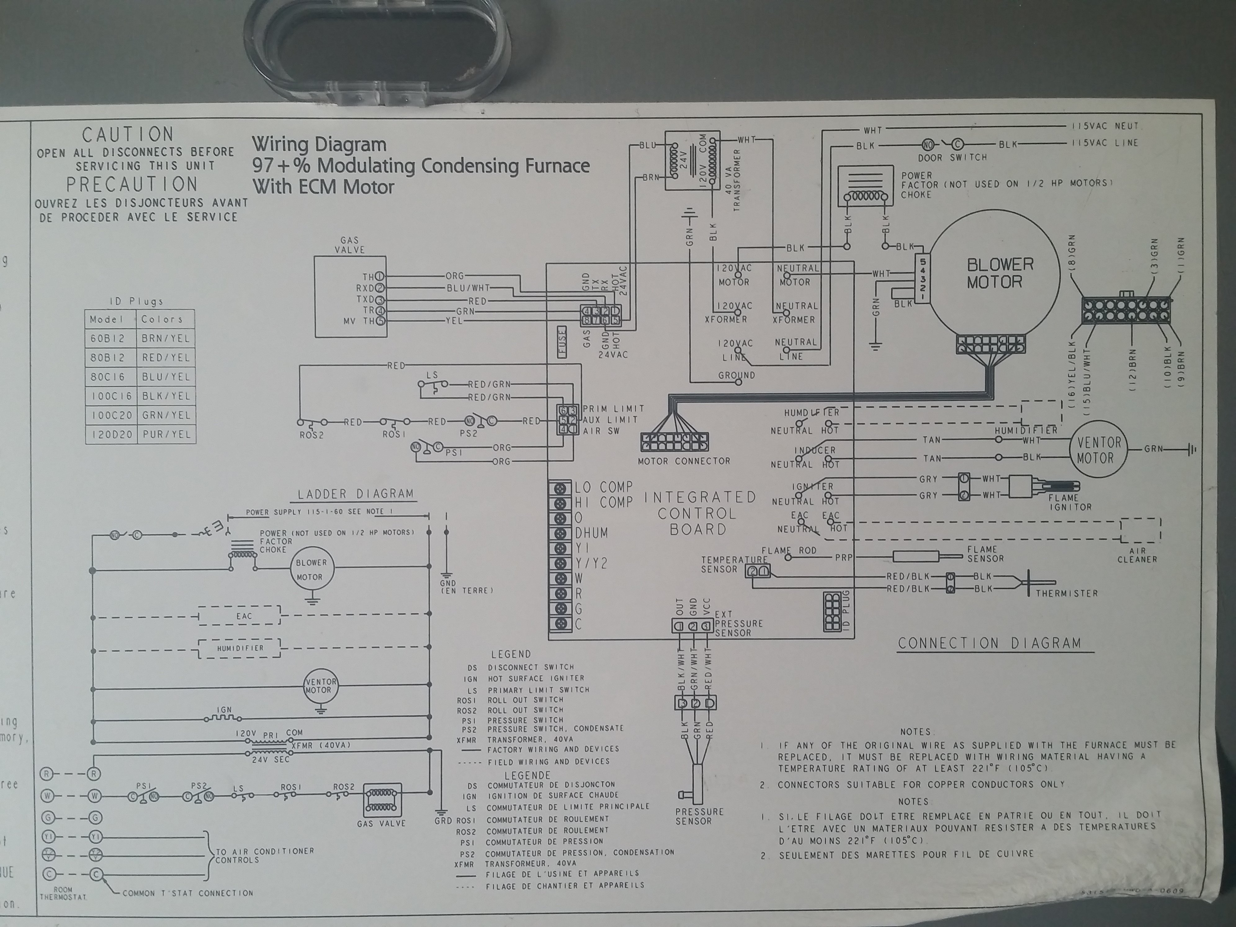 I Have A Echelon 9c Series Furnace The Air Works Fine Heat Dgaa077bdta Evcon Wiring Diagram 20151102 140359