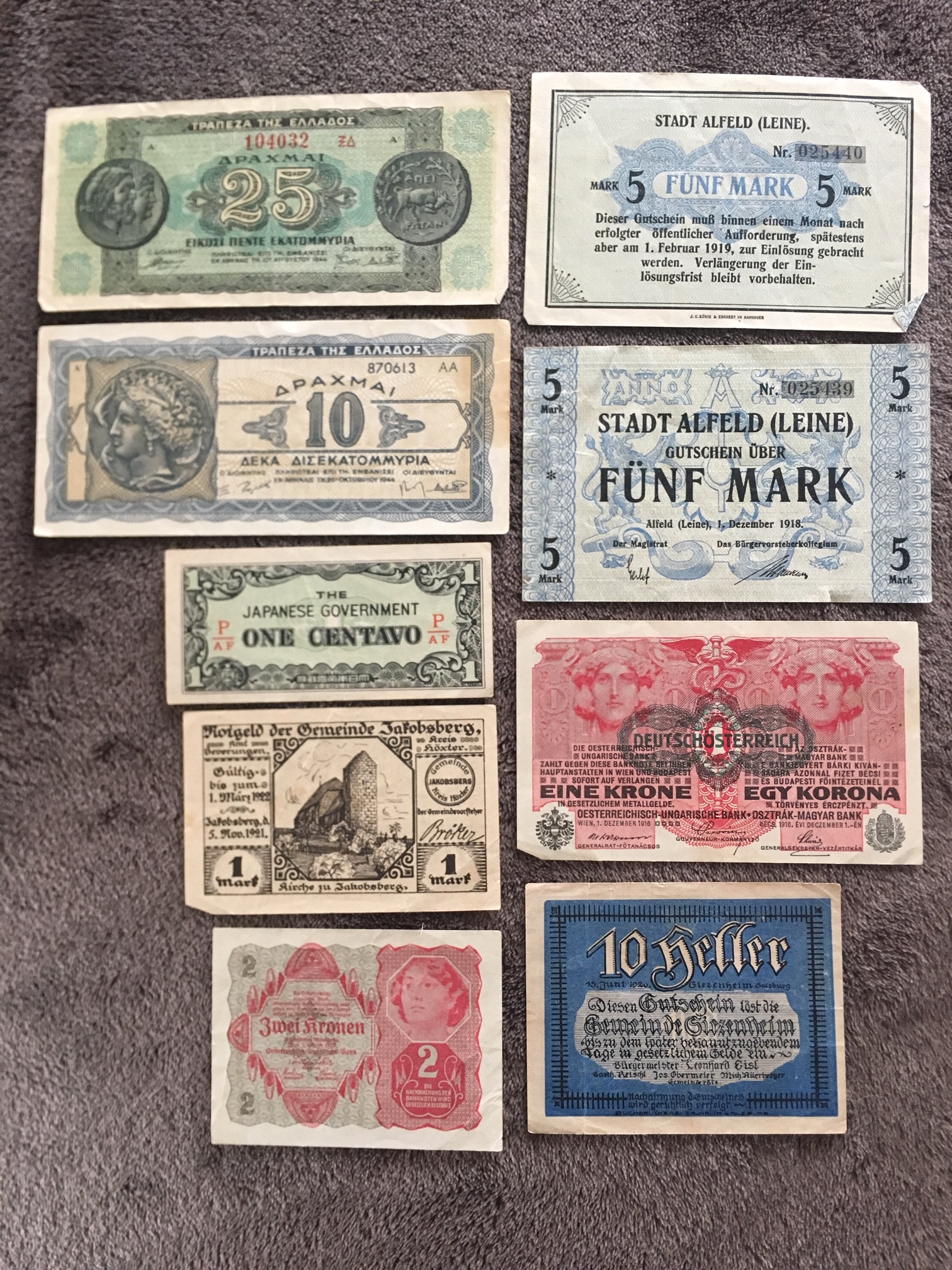 Would Love To Know More About This Small Collection Of What Appears -