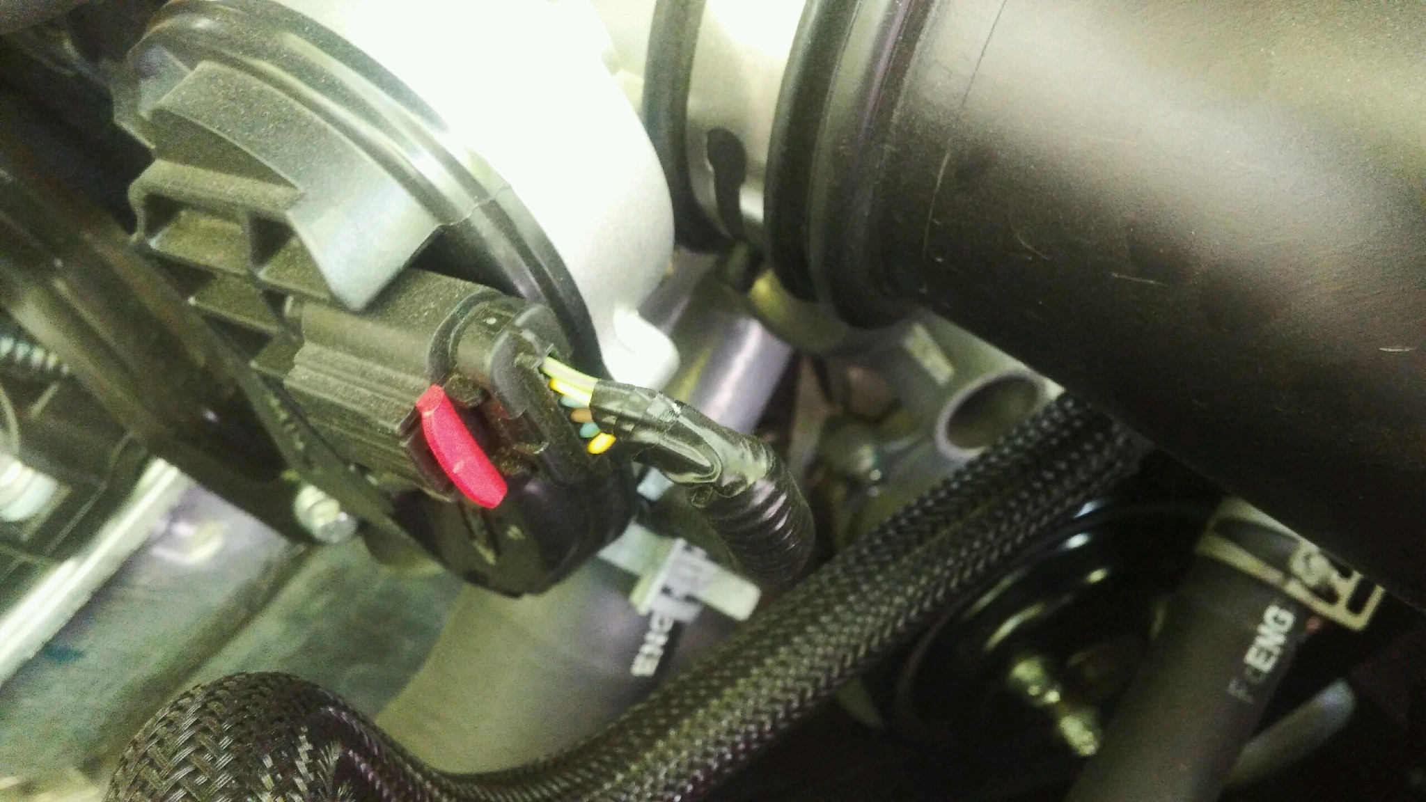 Ford Mustang L Maf Sensor on Ford Mustang Engine Diagram