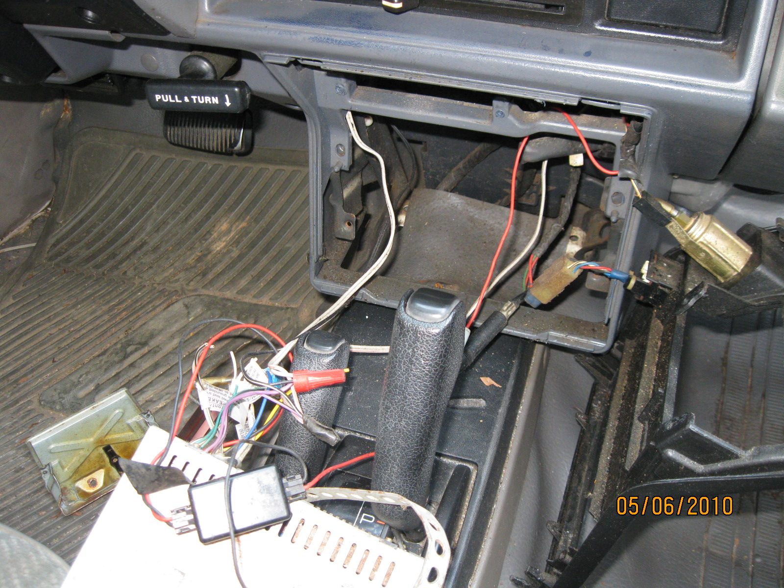 Trying To Straighten Out A Messed Up Wiring Job Done On Jvc Ks S38 Harness Img 1275