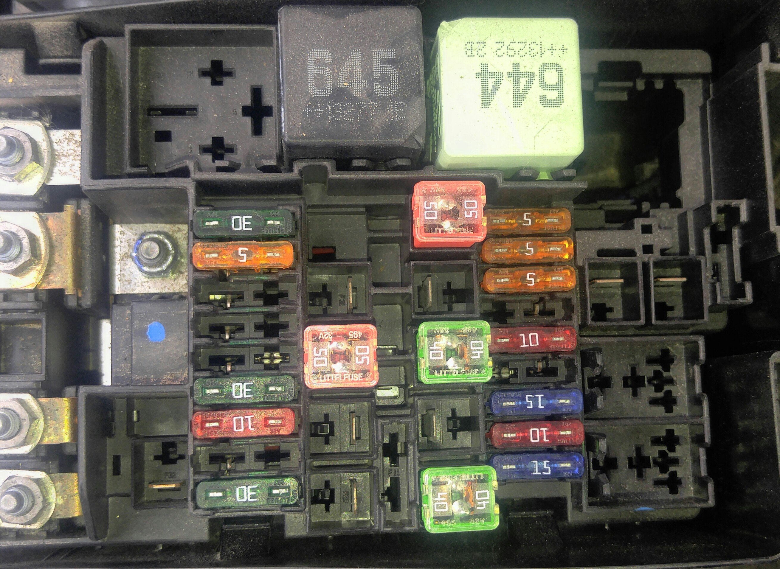 31 2014 Jetta Se Fuse Box Diagram