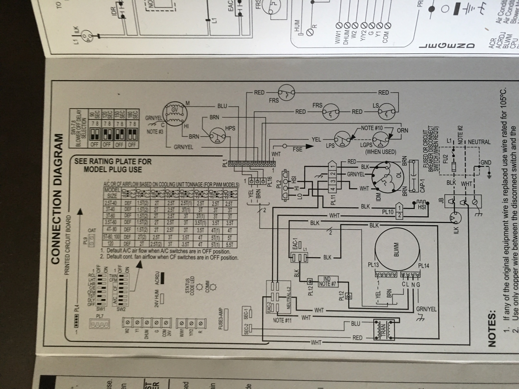 Old Icp Furnace Wiring Diagram Circuit Schematic Package Unit Thermostat Or I Have A Heil Gas G9mve And Honeywell Miller Oil Connection