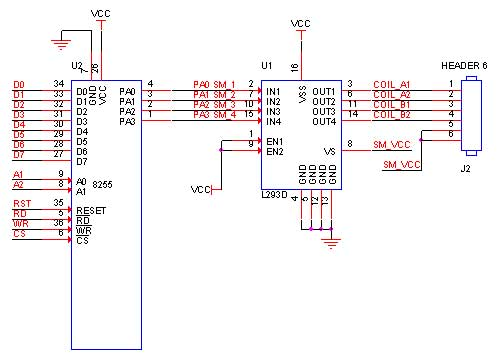 i need a wiring circuit schematic of a specific 8085 starter kit rh justanswer com