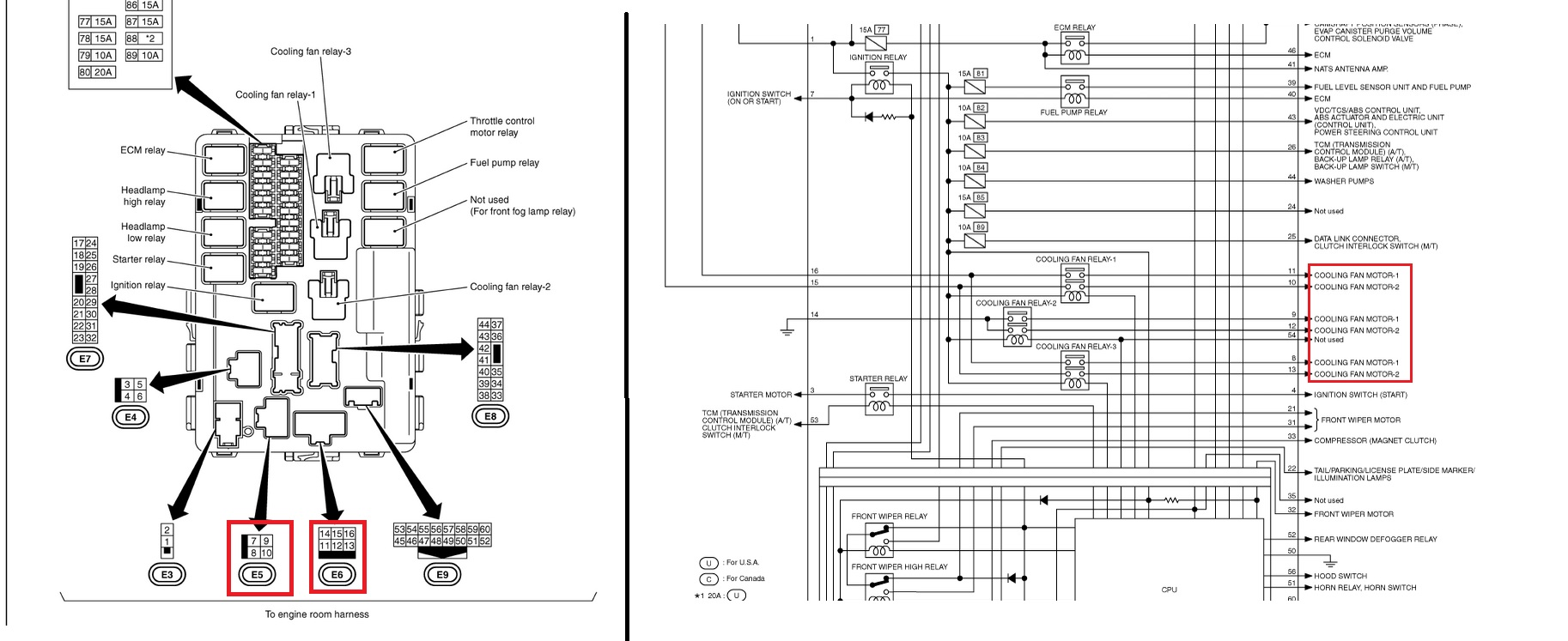 Wiring+Diagram+-+350Z+IPDM Radio Wiring Diagram Nissan Z on cooling fan wiring, manual transmission parts, relay fuse box, headlight wiring, front engine parts, driver door handle,