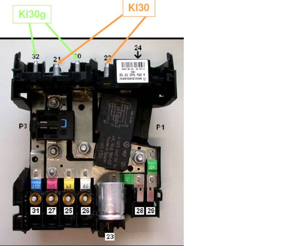 glk pre fuse box trusted wiring diagram online Fuse Box Diagram is it possible to bypass the prefuse on the 2013 glk 350? blown fuse glk pre fuse box