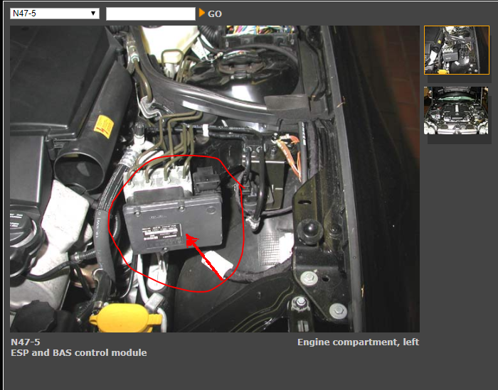 It has esp,bas,wheel wear sensor warning on the dash and don
