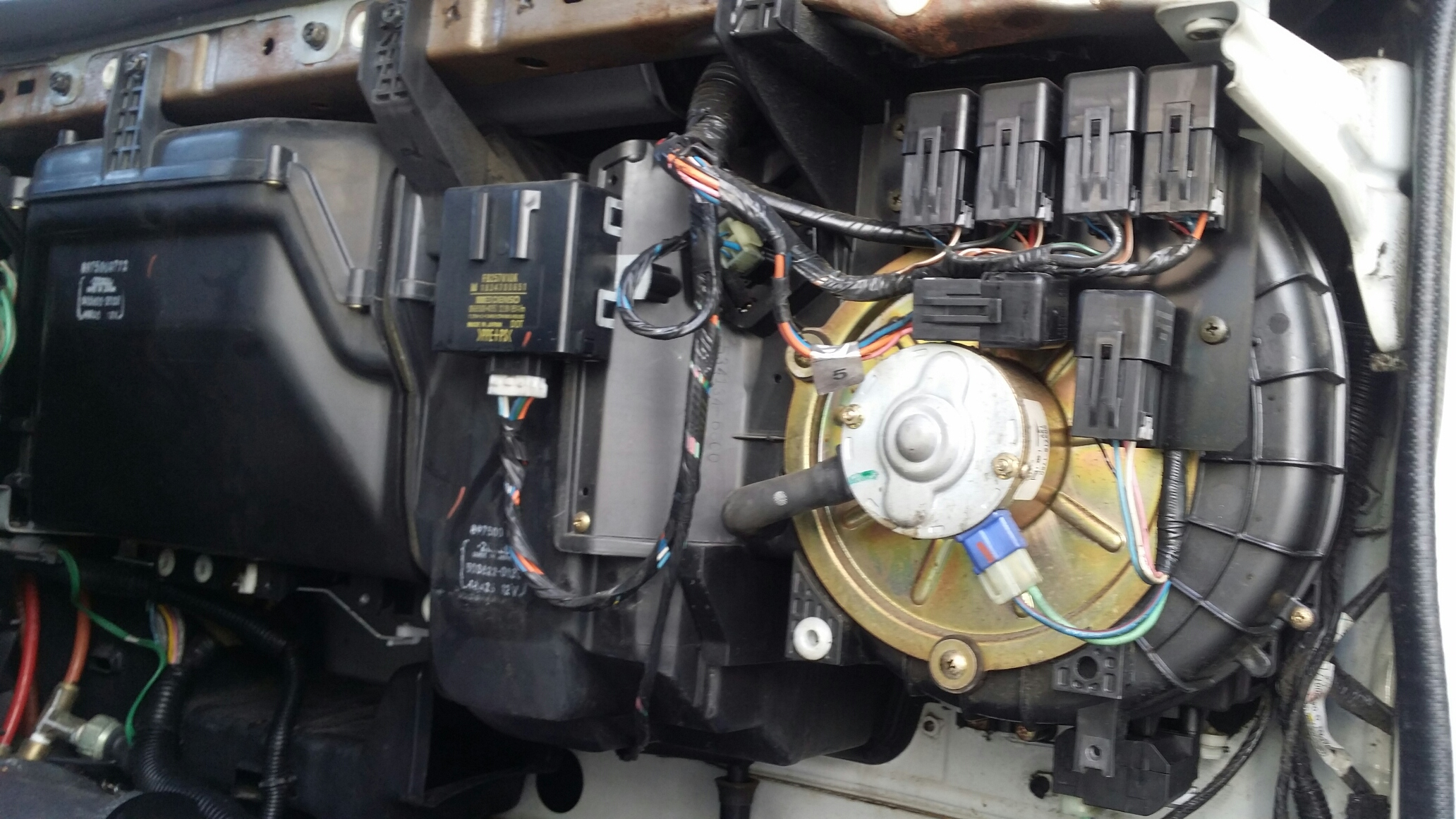 Gmc T7500 Box Truck Fuse Box Location