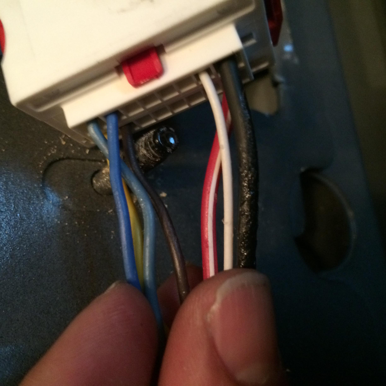 Factory Harness to Facto...jpgFactory...jpg. Car Electronics Technician:  ElectronicsPete
