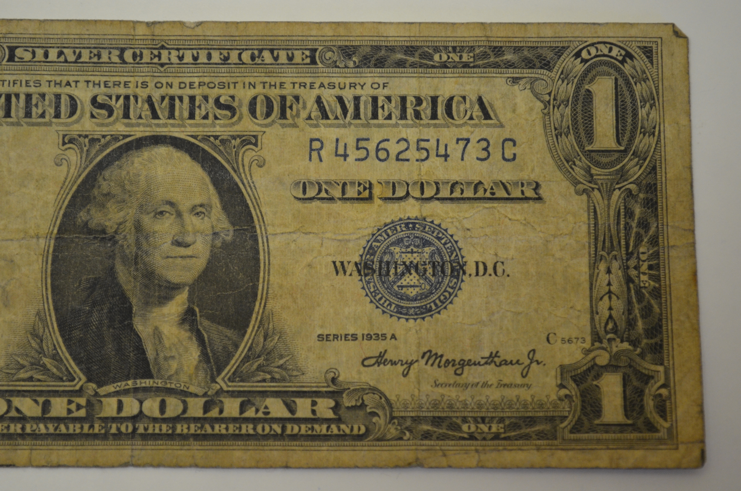 I am interested in the value of a 1937 silver certificate please jpg 1935 silver certificate 7ag xflitez Gallery
