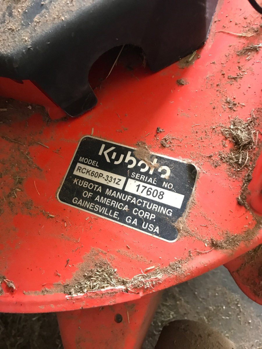 I Have A Kubota Zd326 That Will Not Shut Off With The Key There Is Fuel Solenoid Wiring Diagram Image0