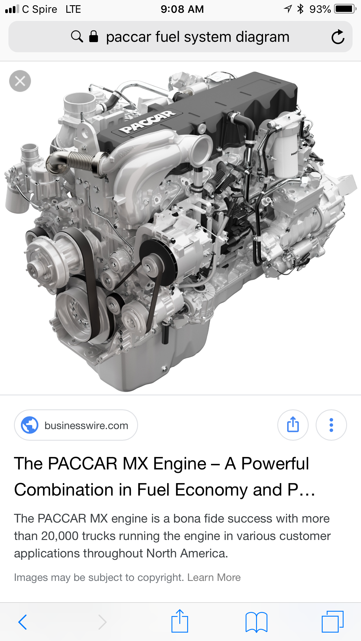 Paccar Engine Diagram | Repair Manual