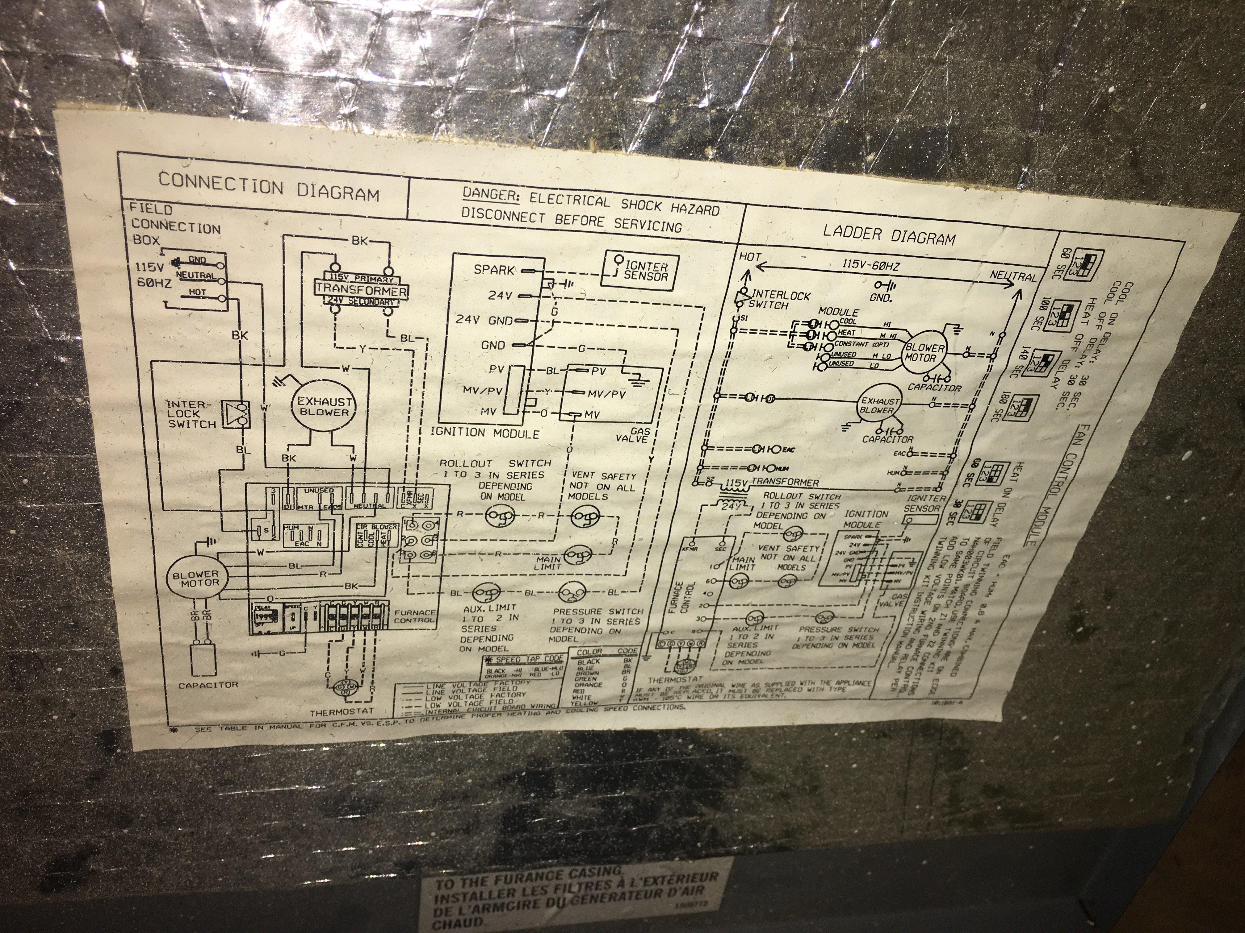 Im Trying To Replace My Rodgers 1f80 24 Thermostat With A New White Wiring Diagram 361 Img 6946