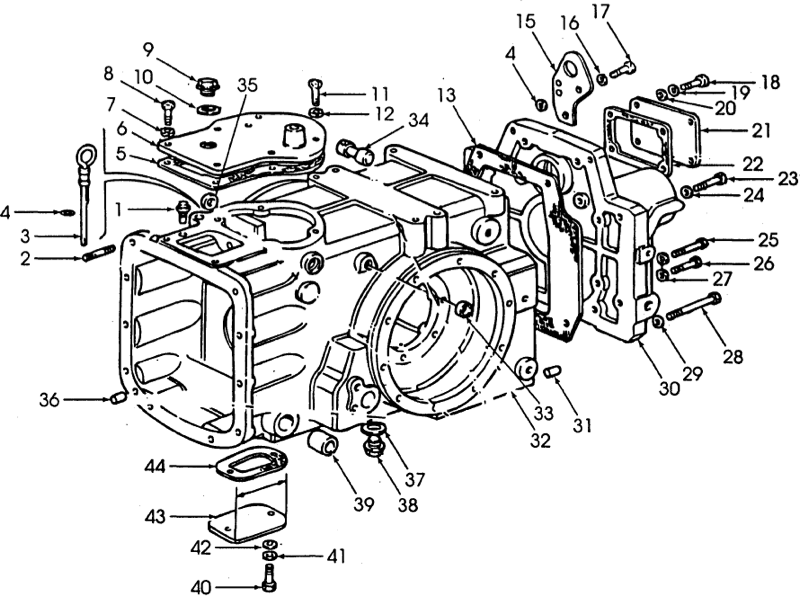 Ford F550 Pto